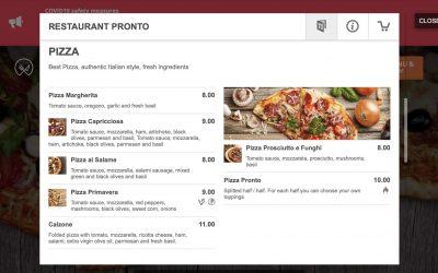 Online eten verkopen met Gloriafood