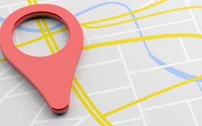 Met Google My Business bovenaan in Google