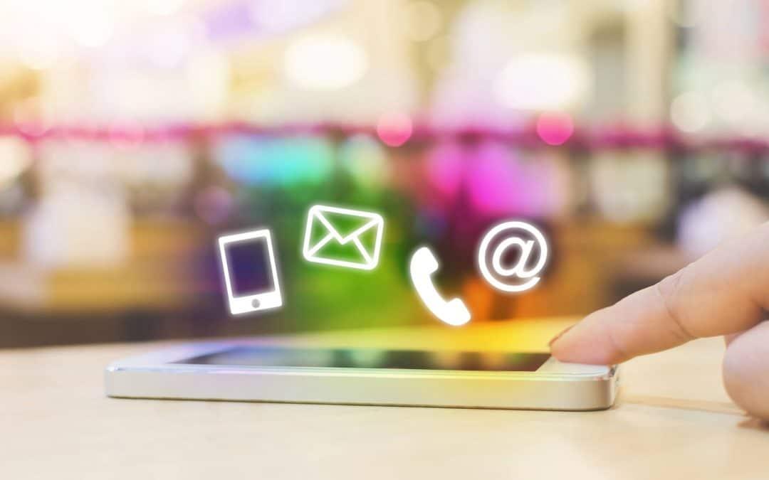 Contactgegevens zoals telefoonnummer, e-mail, adres klikbaar maken